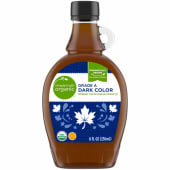 Simple Truth Organic Maple Syrup Grade A Amber 8oz