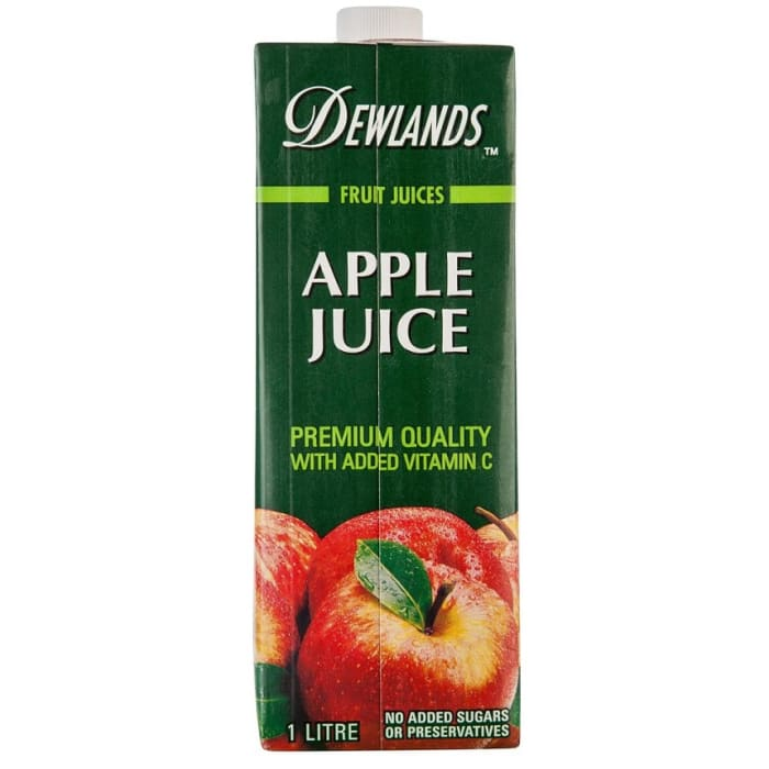 Dewlands Juice Apple