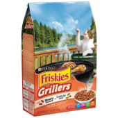 Purina Friskies Cat Food Grillers Blend 1.42kg