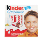 Kinder Chocolate 4Bars