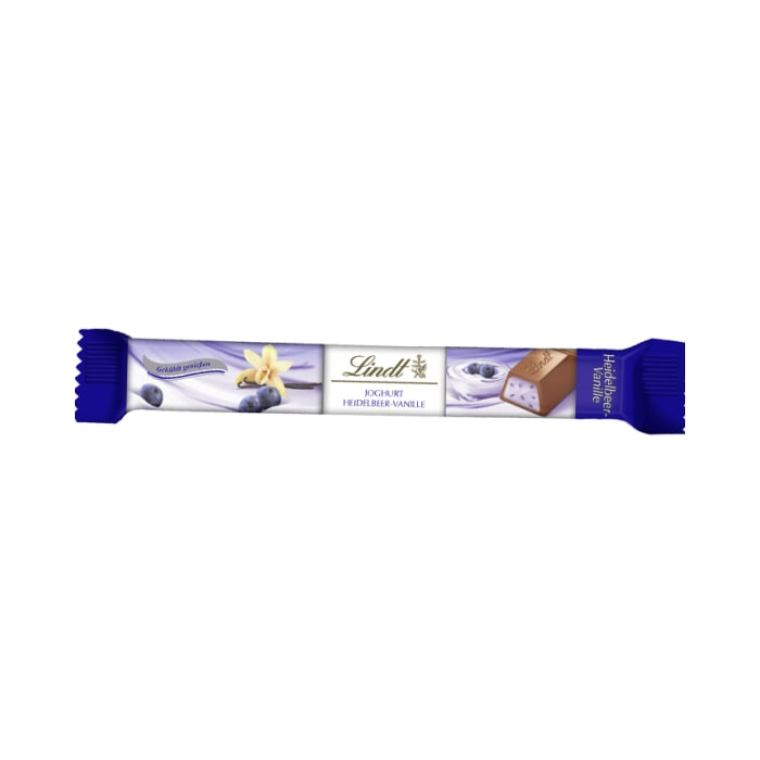 Lindt Stick Yogurt Blueberry Vanilla