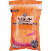 Kroger Shredded Cheese Medium Cheddar 226g