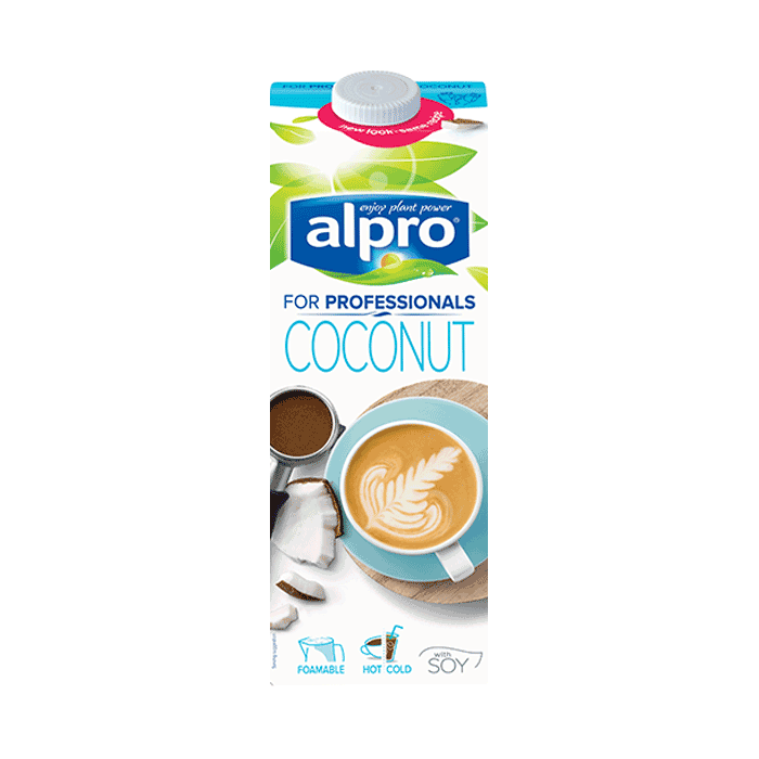 Alpro Coconut Soy Drink for Professionals 1000ml