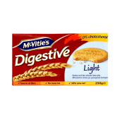 McVities Digestive Light Biscuits