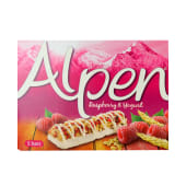 Alpen Raspberry & Yogurt Cereal Bars