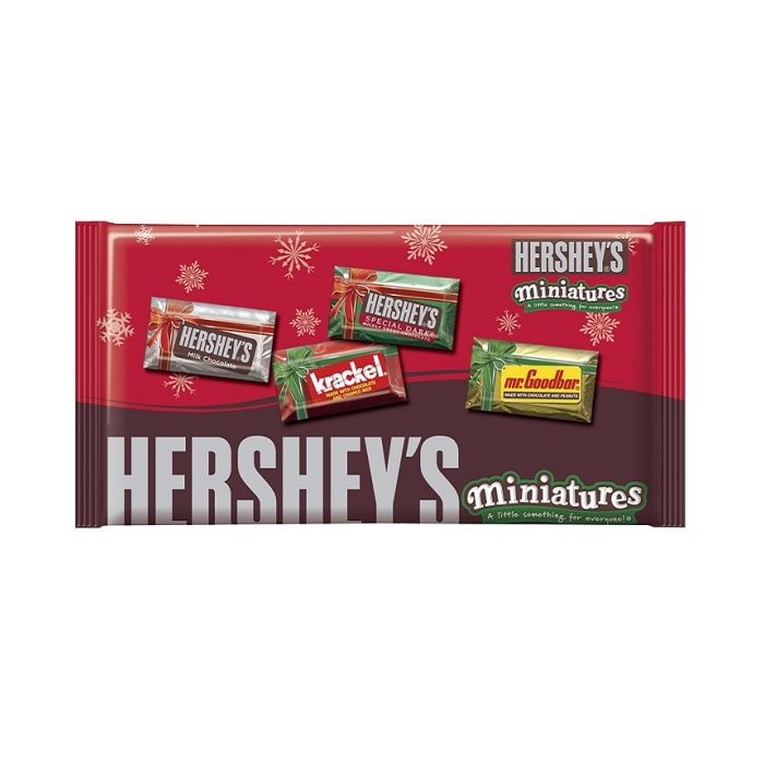 Hershey's Holiday Miniatures Chocolate