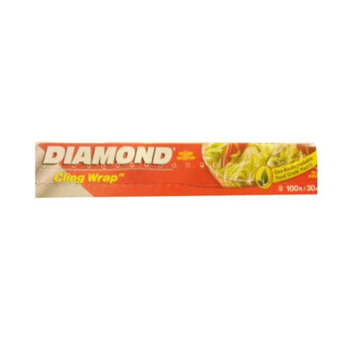 Diamond Cling Wrap
