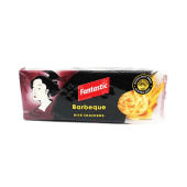 Fantastic Barbecue Rice Crackers