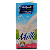 Almarai Fat Free Milk 1000ml