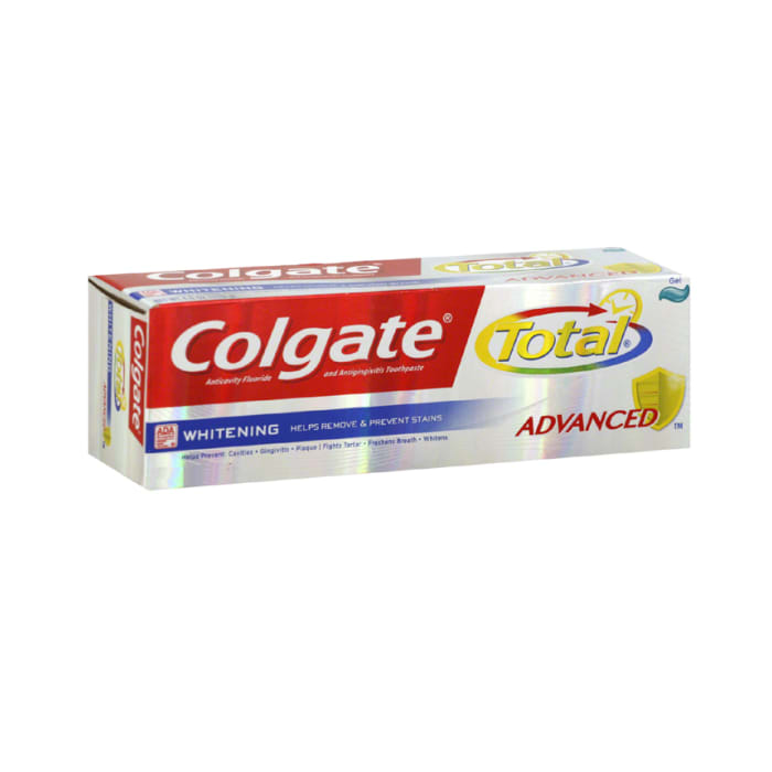 Colgate Toothpaste Total Advanced Whitening Gel 119g