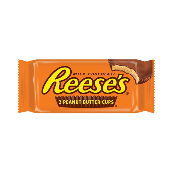 Reese's Milk Chocolate 2 Peanut Butter Cups