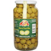Italia Pitted Green Olives 935g