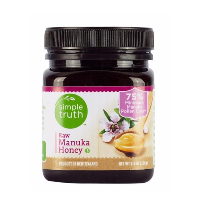 Simple Truth Raw Manuka Honey 75% Pollen Count