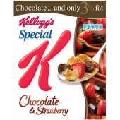 Kellogg's   Cereals Chocolate And Strawberry