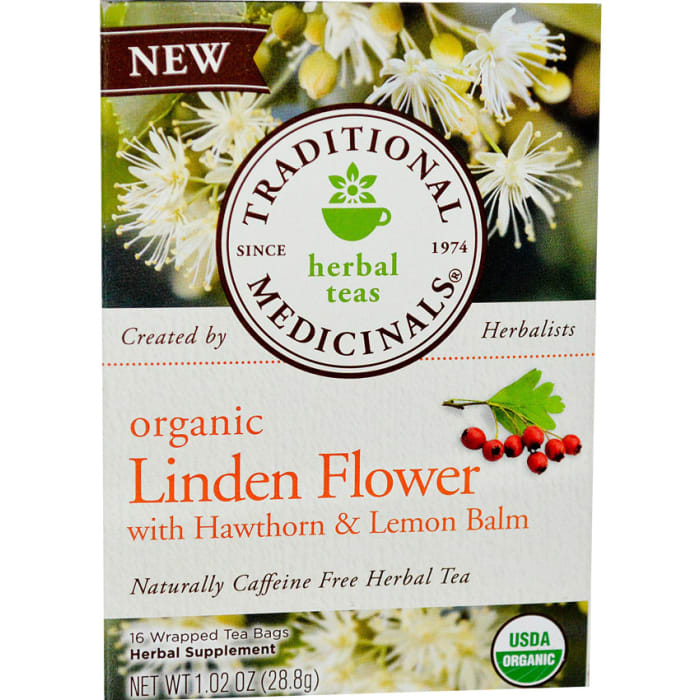 Traditional Medicinals Organic Linden Tea
