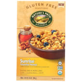 Nature's Path Organic Sunrise Cereal Crunchy Honey 300g