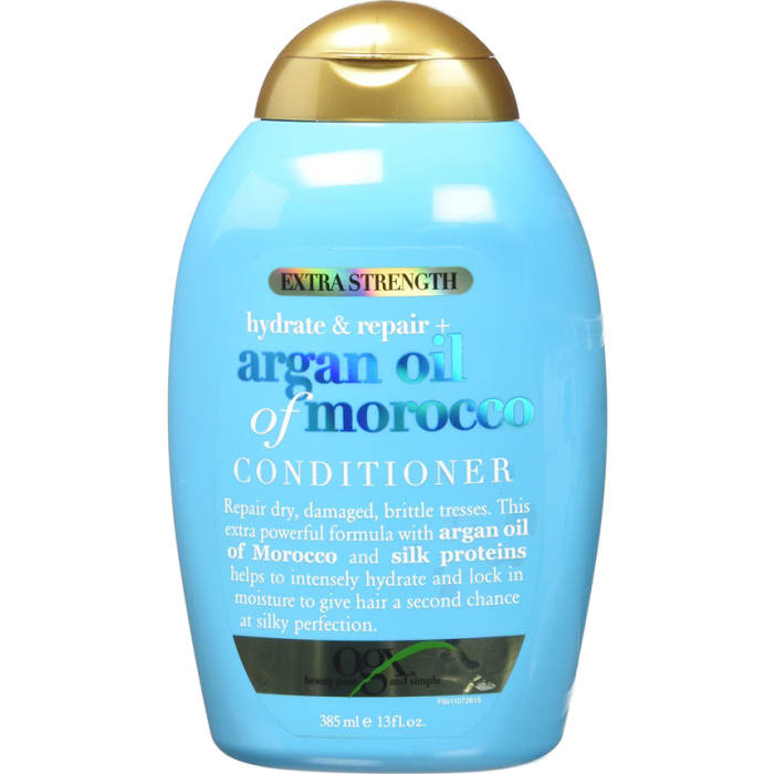 OGX Hydrate Plus Repair Argan Oil of Morocco Extra Strength Conditioner