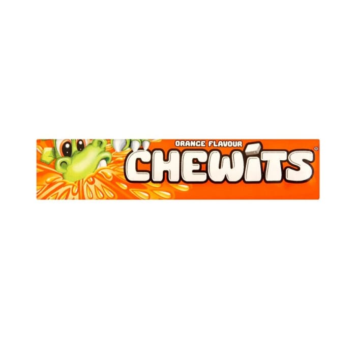Chewits Orange Flavour Candy