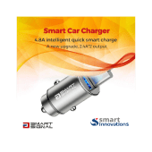 Smart Car Charger X8
