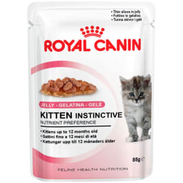 Royal Canin Jelly Kitten Instinctive Cat Foods