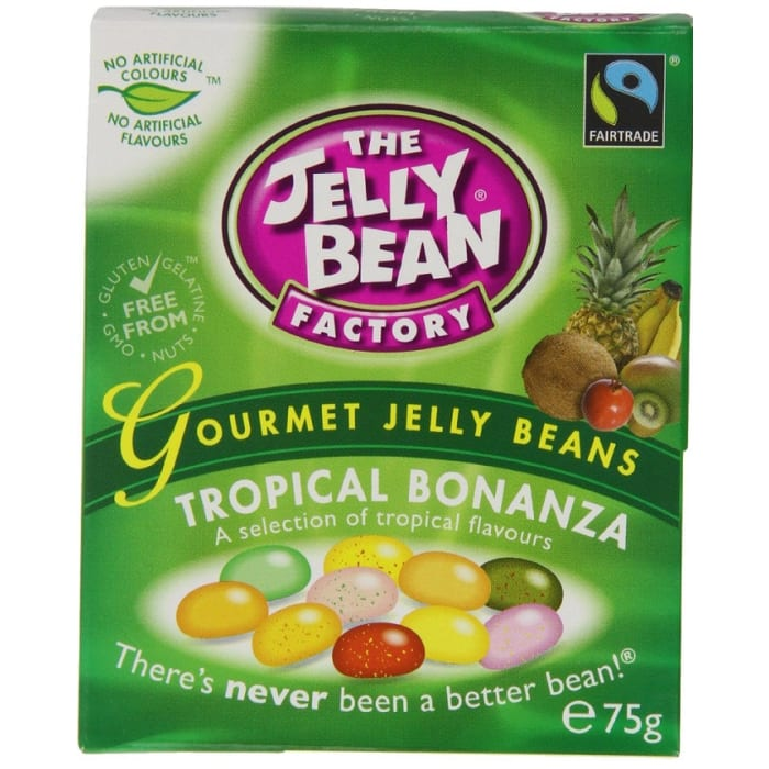 The Jelly Bean Factory Box Tropical Bonanza