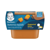 Gerber Butternut Squash Baby Pudding 113g