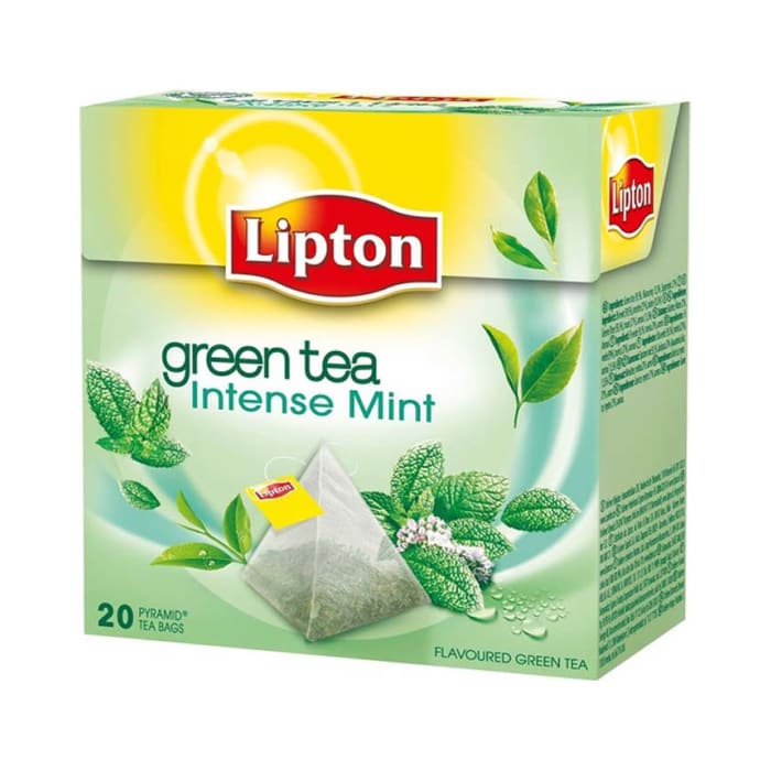 Lipton Green Tea Intense Mint