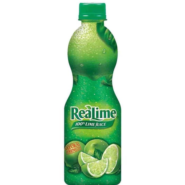 Rea Lime 100% Lime Juice Green