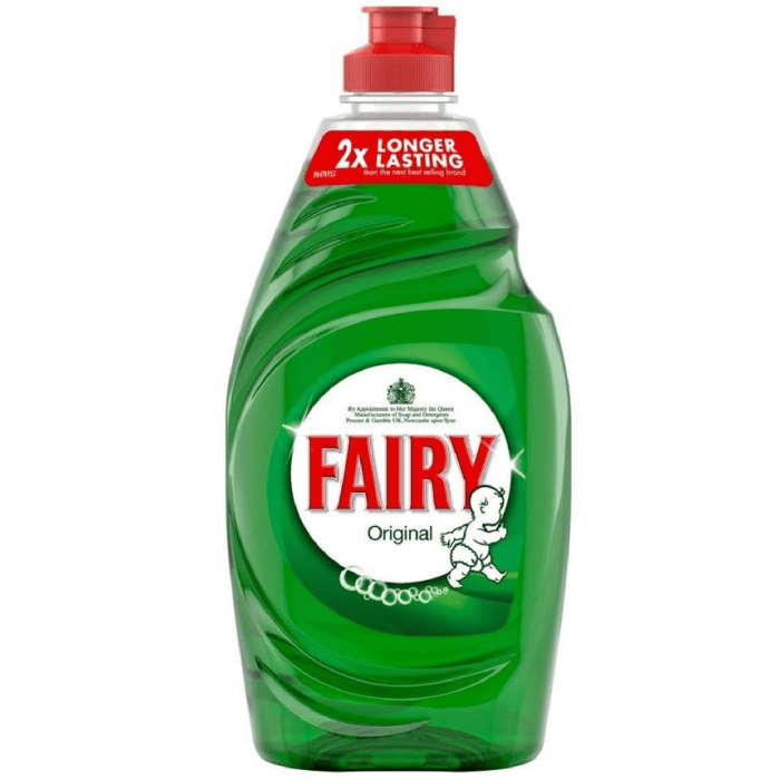 Fairy Washing Up Liquid Original 780ml