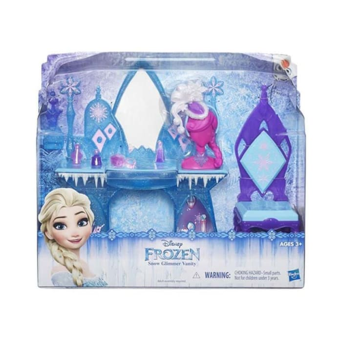 Disney Frozen Scene Set Ast