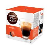 Nescafe Dolce Gusto Lungo Coffee Pods 16 Capsules 100.8 Grams