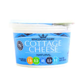 Kingdom Natural Cottage Cheese