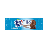 Chips Ahoy Thins Cookies Double Chocolate