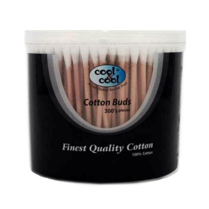 Cool & Cool Cotton Buds Assorted Colours