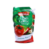 National Sauce Chilli Garlic
