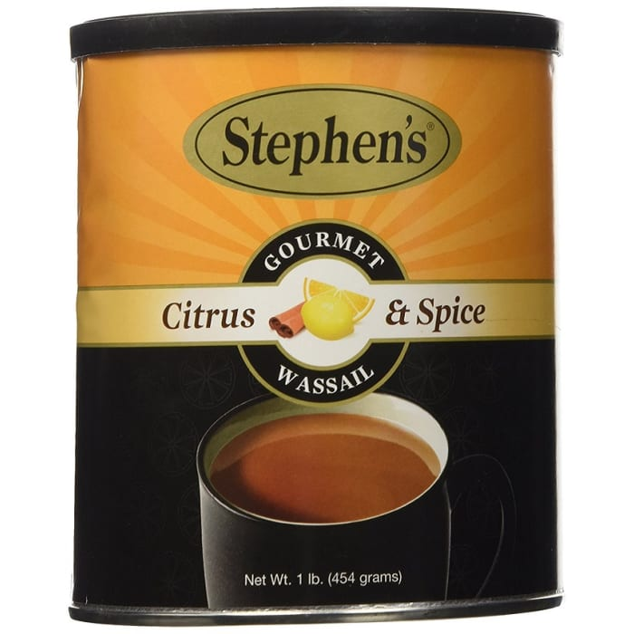 Stephen's Gourmet Wassail Citrus and Spice