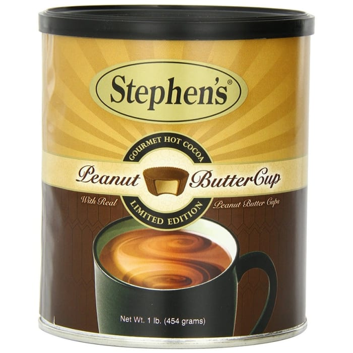 Stephen's Gourmet Hot Cocoa Peanut Butter Cup Coffee