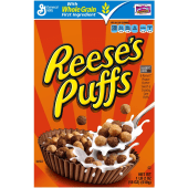 General Mills Reeses Puffs Cereal