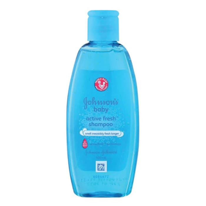 Johnson's Baby Active Fresh Shampoo