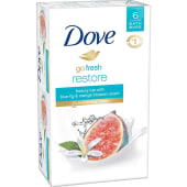 Dove Go Fresh Restore Beauty Bars 6 Count 678g