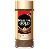 Nescafe Gold Blend Rich & Smooth Crafted with Arabica Ground Coffee