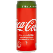 Coca Cola Slim Drink Stevia Can 320ml