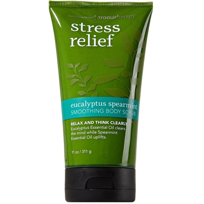 Bath & Body Work Eucalyptus Spearmint Sudsing Scrub