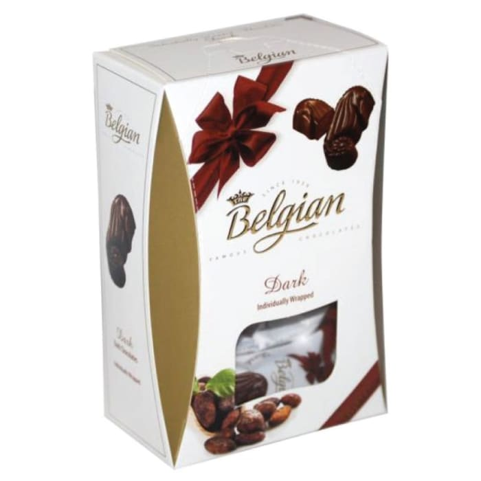 Belgian Seahourse Dark Chocolates