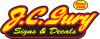 J.C. Gury Company Inc. Logo