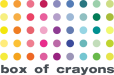Box of Crayons Logo