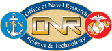 U.S. Department of Defense Office of Naval Research (ONR) Logo