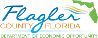 Flagler County Department of Economic Opportunity Logo