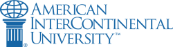 American Intercontinental University Logo