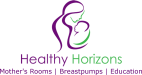 Healthy Horizons Corporate Lactation Services Logo